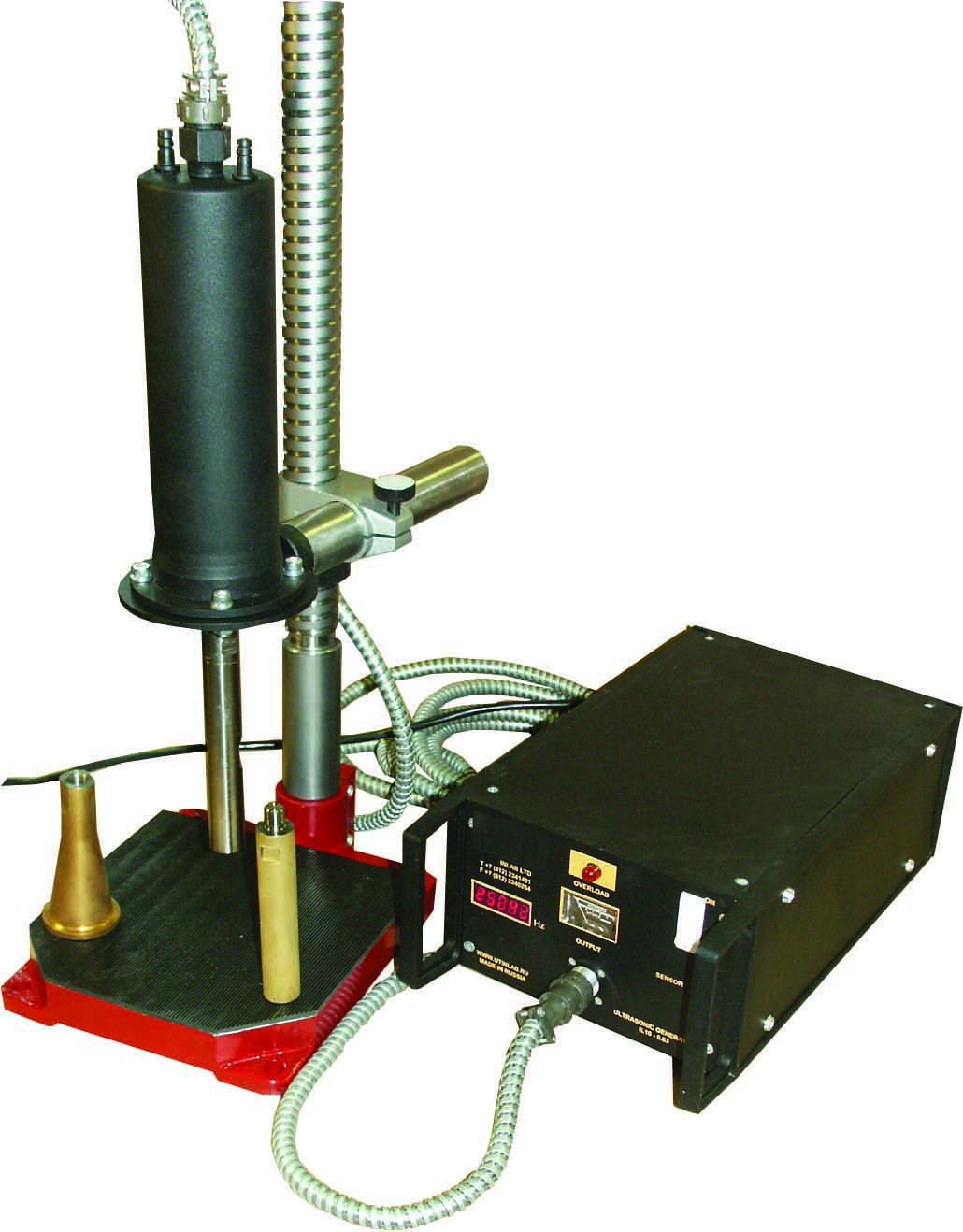 Universal ultrasonic unit