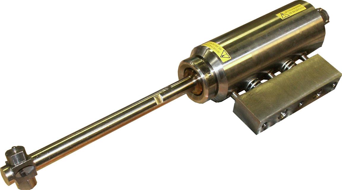 Ультразвуковой инструмент для обработки внутренней поверхности тел вращения