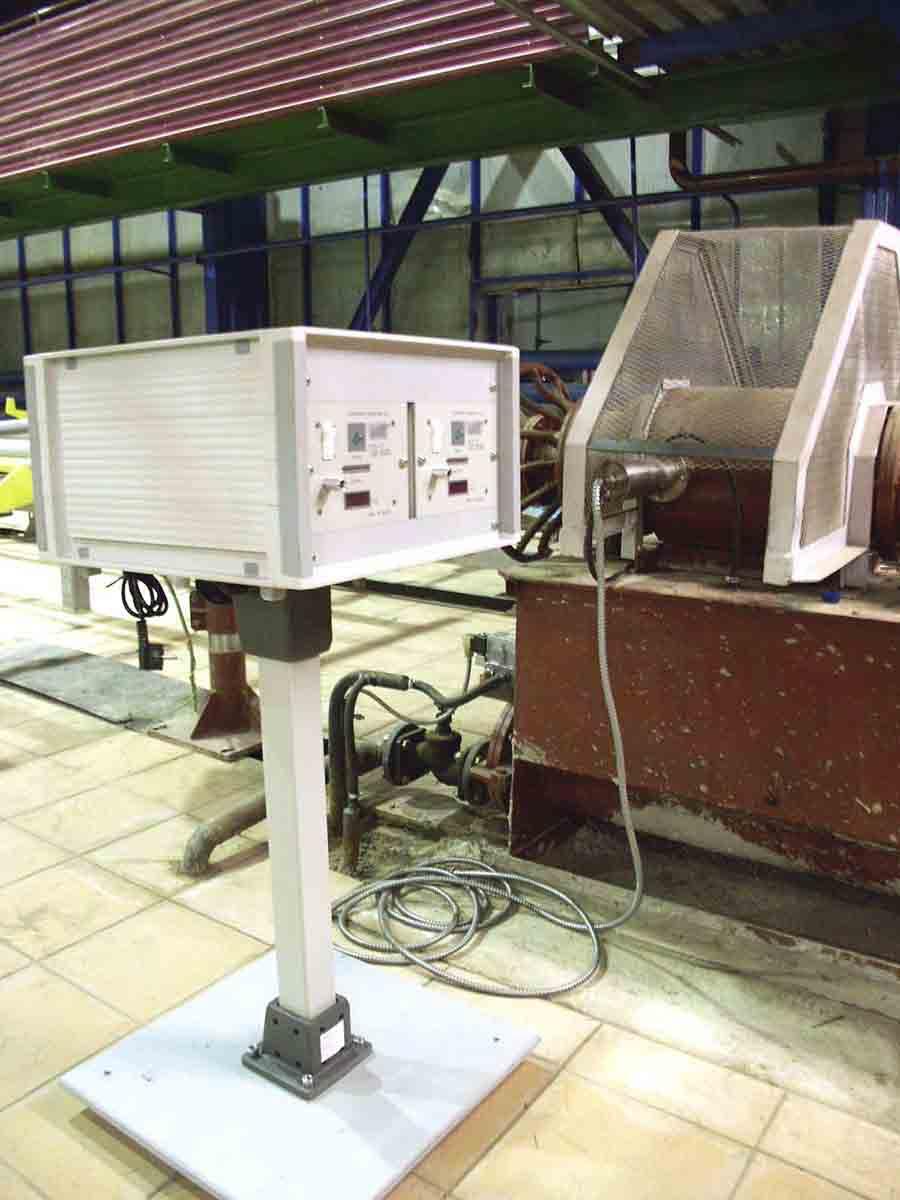 Ультразвуковые моющие ванны для Института ядерной физики в Новосибирске.